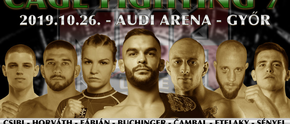 Cage Fighting Gyor